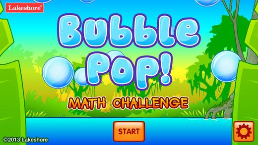 Bubble Pop Math Challenge Gr. 3-4 Premium
