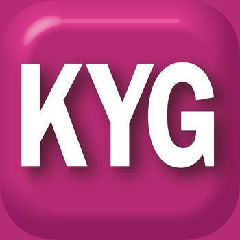 KYGアプリ 健康 App LOGO-APP開箱王