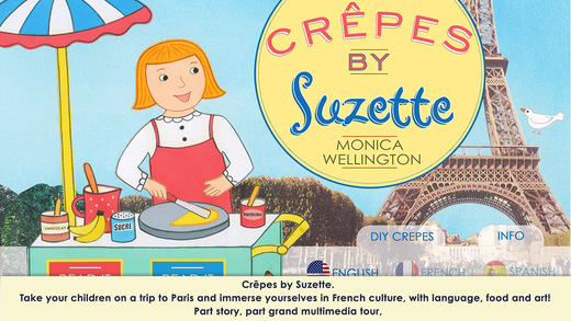 Crêpes by Suzette