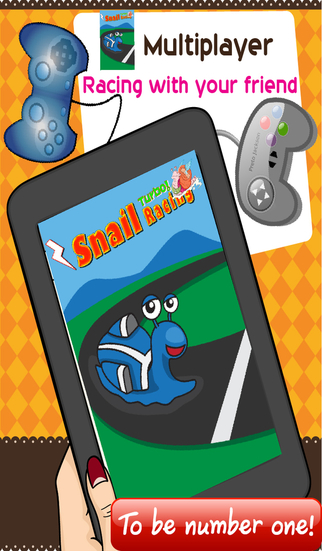 Snail Turbo Racing - Free Cool Speedway Cargame