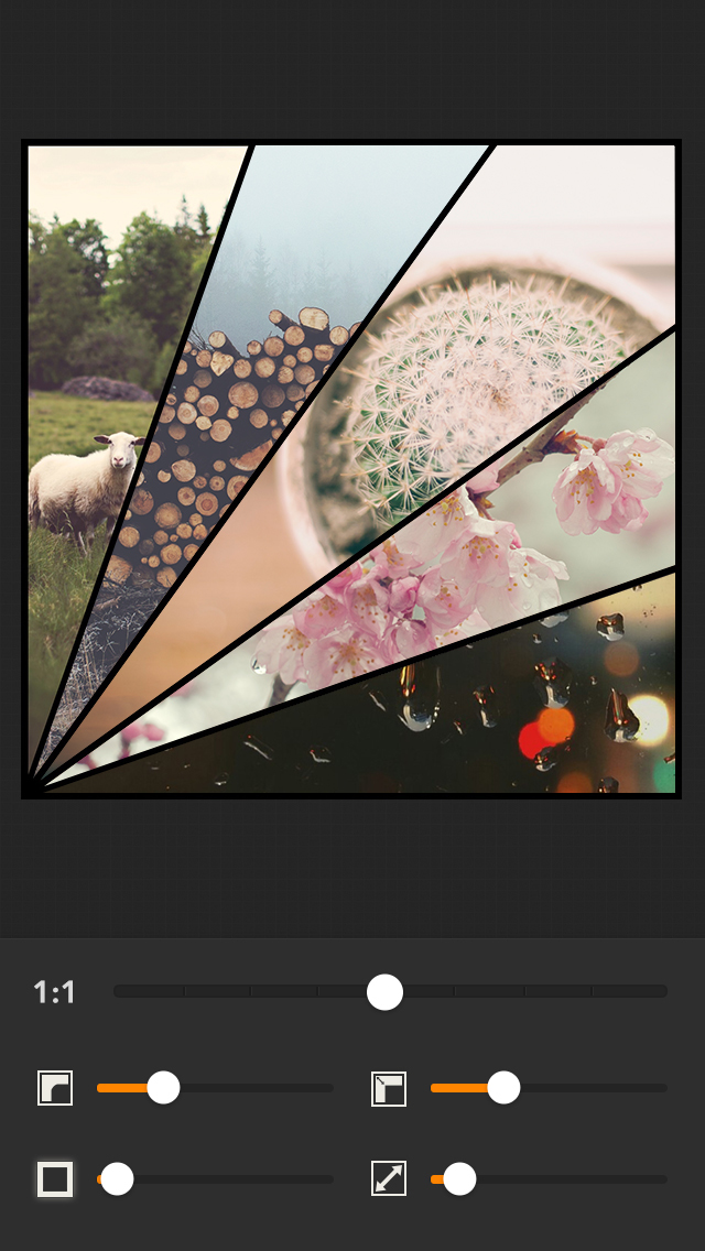 Moldiv – Collage Photo Editor screenshot 4