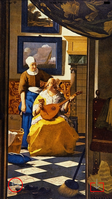 Johannes Vermeer Paintings HD Wallpaper