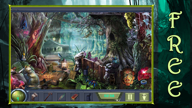 Enchanted City : Hidden Objects