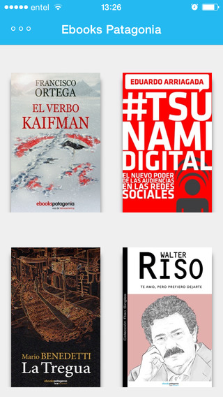 Patagonia Ebooks - Free digital library of epub ebooks from the publisher