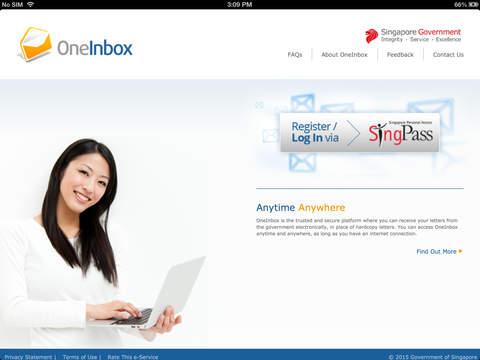 OneInbox for iPad