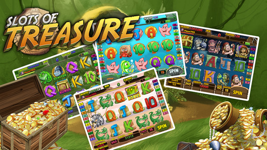 Slots of Treasure