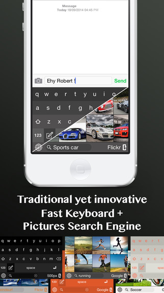 PicK - Pictures Keyboard