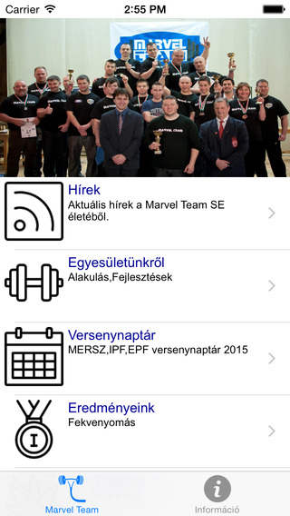 Marvel Team SE