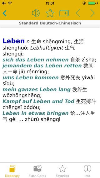 Chinese German Talking Dictionary Langenscheidt Standard