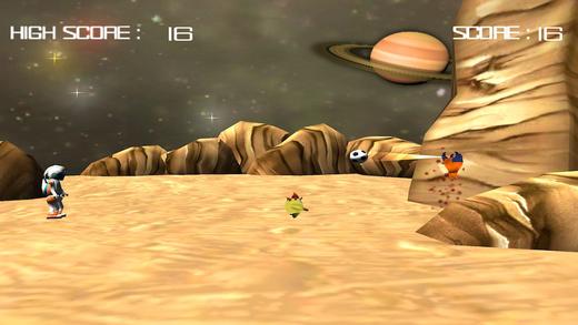 Planet Pong 3D