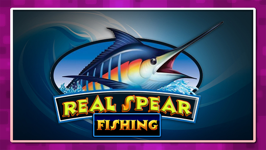 Real Spear-Fishing Underwater Adventure : Deep Blue Sea Fish Hunter FREE