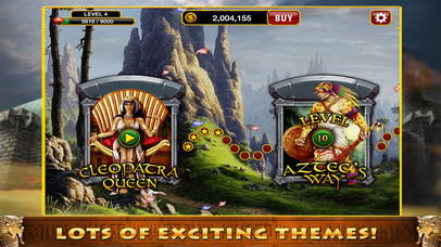 Screenshot 4 Slots — Fantasy Series! FREE Original Las Vegas Slot Machines