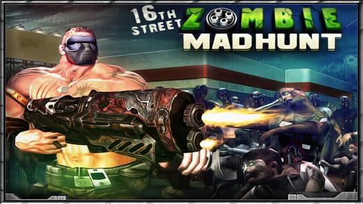 16th Street Zombie Mad Hunt
