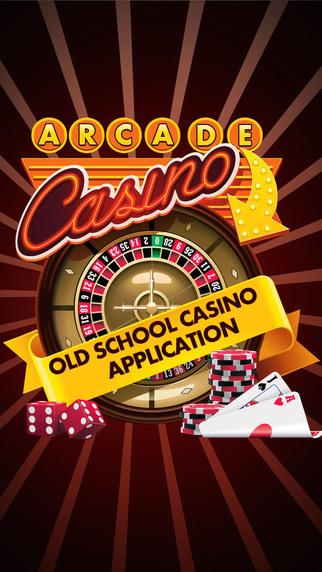 Arcade Casino Pro : Old School Casino Application