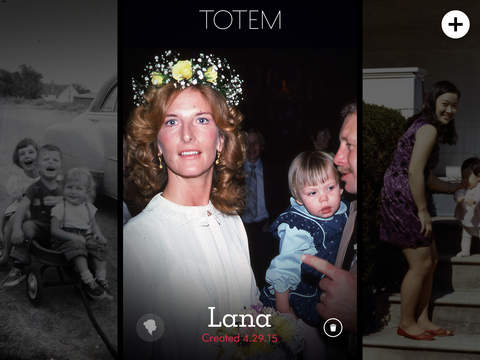 TOTEM - Record and Share Stories