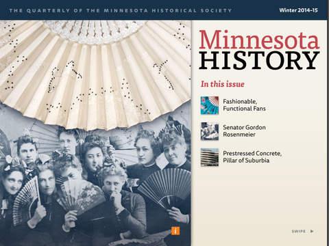 Minnesota History Magazine