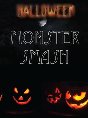 Halloween Monster Smash Edition