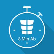 锻炼健身 – 8分钟腹肌 [iOS]