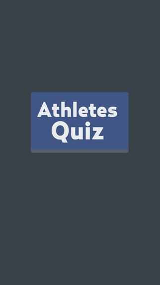 Athletes Quiz