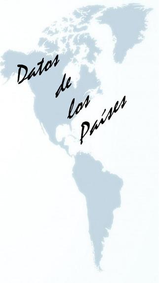 Datos de los Países