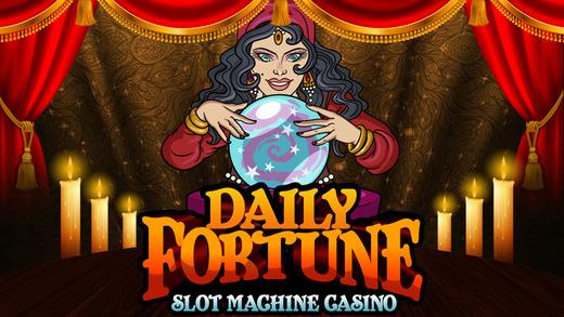 ` Daily Fortune Slot Machine Lucky Casino Free Vegas Slots