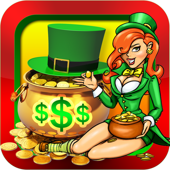 Irish Scratch Tickets - Win the Gold Lottery Treasure LOGO-APP點子