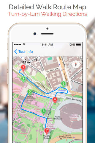 Ottawa Map & Walks (F) screenshot 4