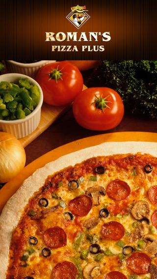 Roman's Pizza Plus