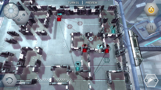 Frozen Synapse Prime iPhone iPad