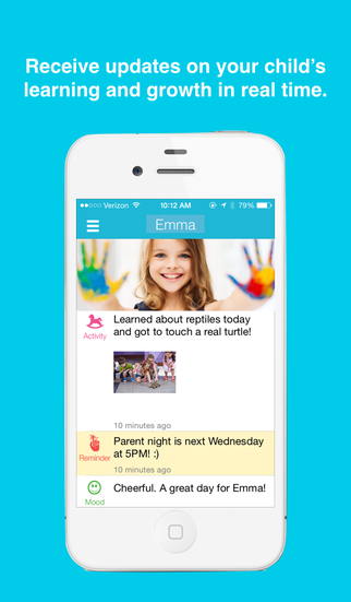 Learning Genie for Parents - Engage in Your Child's Learning Activities Through Photos Daily Reports