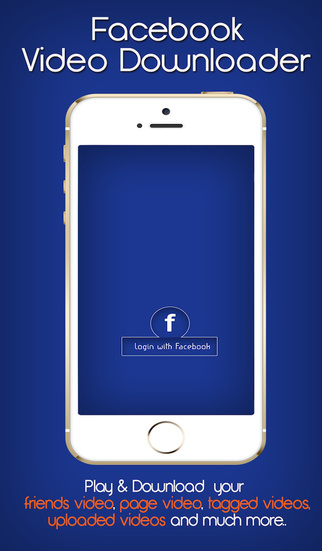Video Downloader for Facebook - Video Player And Download Manager