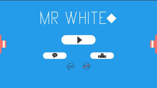 Mr White+