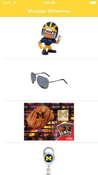 FanGear for Michigan Wolverines - Shop for Apparel Accessories Memorabilia