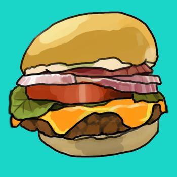 Foodistry LOGO-APP點子