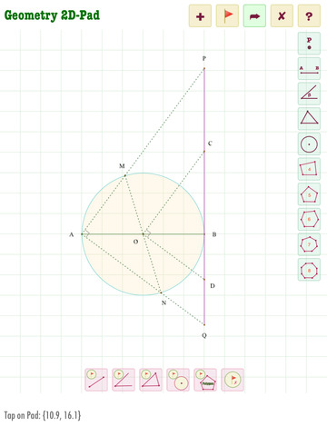 Geometry 2D-Pad PRO