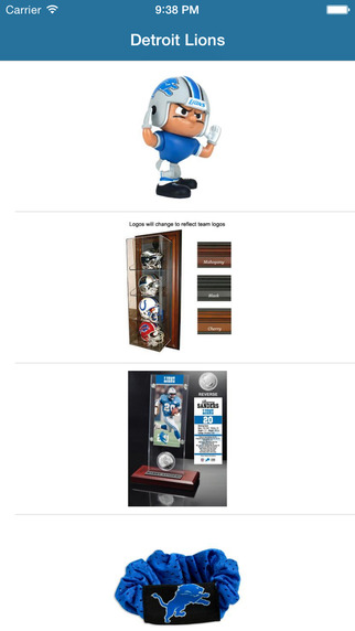 FanGear for Detroit Football - Shop Lions Apparel Accessories Memorabilia
