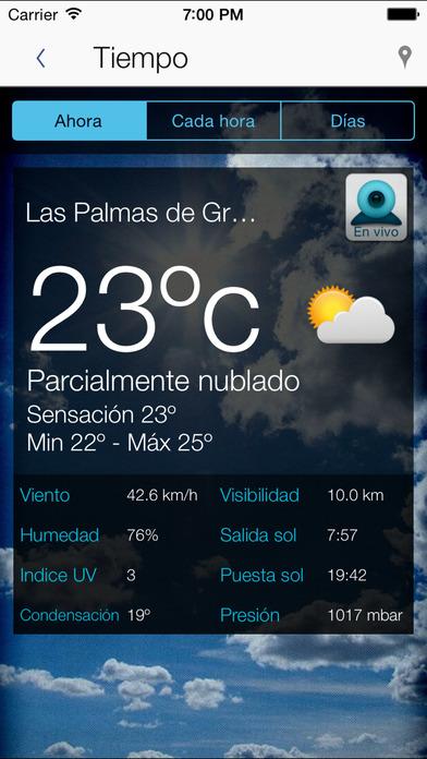 La Provincia iPhone Screenshot 3