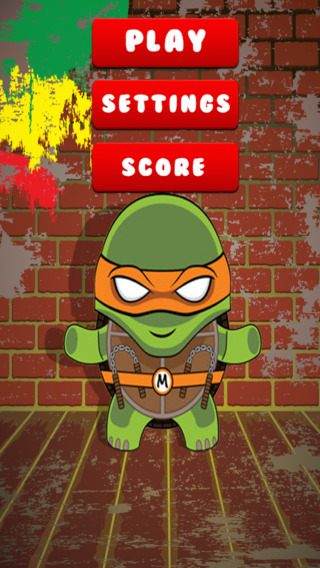 Teenage Turtle Pop - Extreme Mutant Weapons Catcher Free