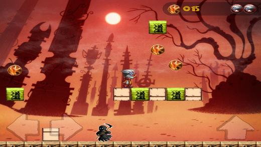 Amazing Samurai Running Free Game