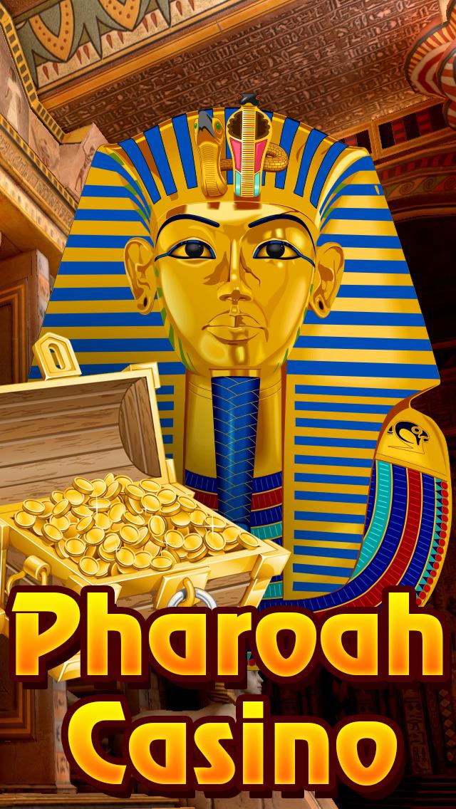 Screenshot 1 Все наличными фараона Игры казино HD — Джекпот Путешествие Путь Fun и слот-машины Рич-эс Бесплатный