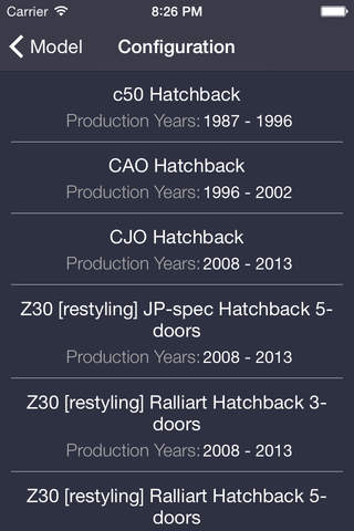 TechApp for Mitsubishi screenshot 3