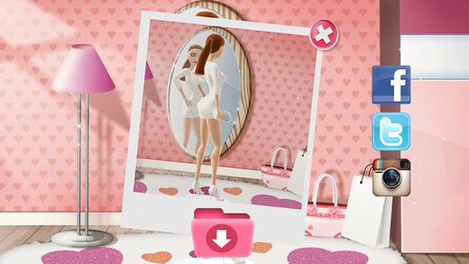 Игры для девочек одевалки модные вещи и прически
