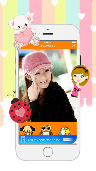 Cute Photo Sticker3