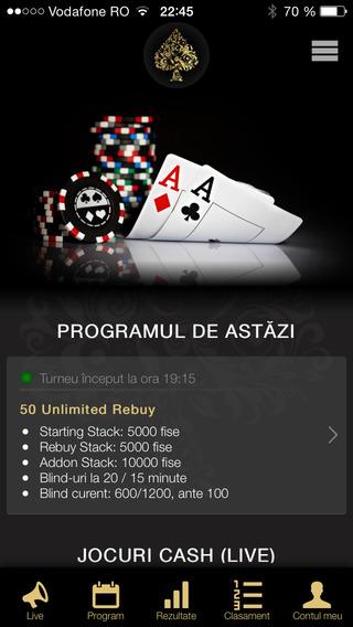 Rounders Poker Lounge