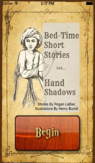 Bed Time Stories And Handshadows