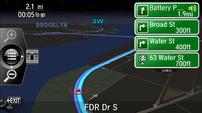 HondaLink Navigation NA screenshot 5