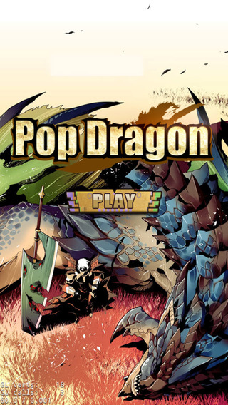 Pop Dragon - Puzzle RPG