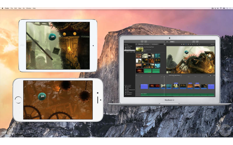 Lessons for iMovie Screenshot - 2