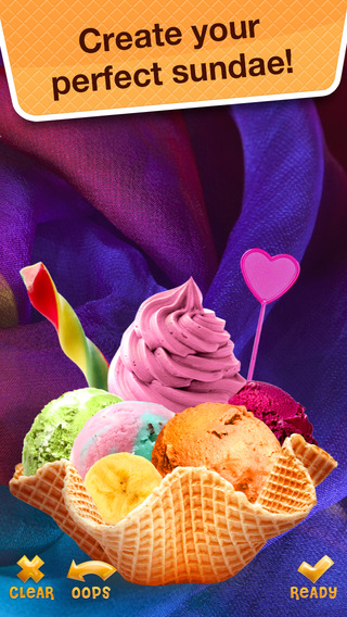 Sundae for Messenger - Cook Yummy Desserts with Ice Cream Maker Game