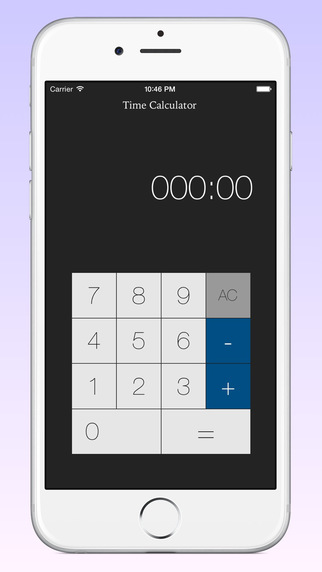 Time-Calculator